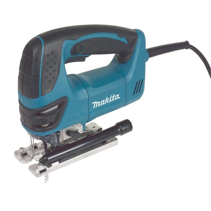 Makita Electric Jigsaw 3 Stage Orbital Action 4350CT 720W 110V with Case - Image 1