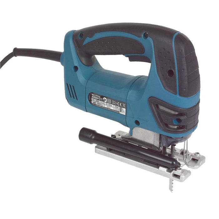 Makita 4350CT/1 720W Electric Corded Jigsaw 110V 3-Stage Orbital Action - Image 2