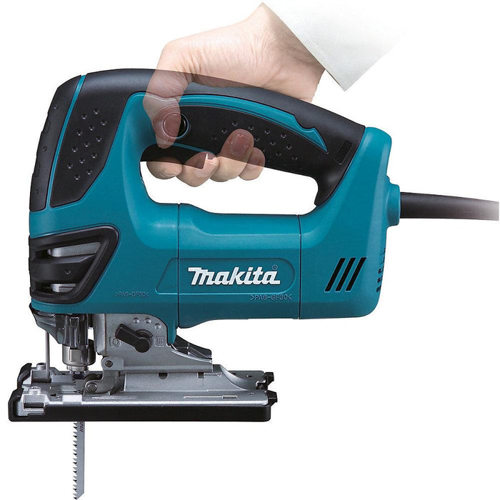 Makita Electric Jigsaw 3 Stage Orbital Action 4350CT 720W 110V with Case - Image 3