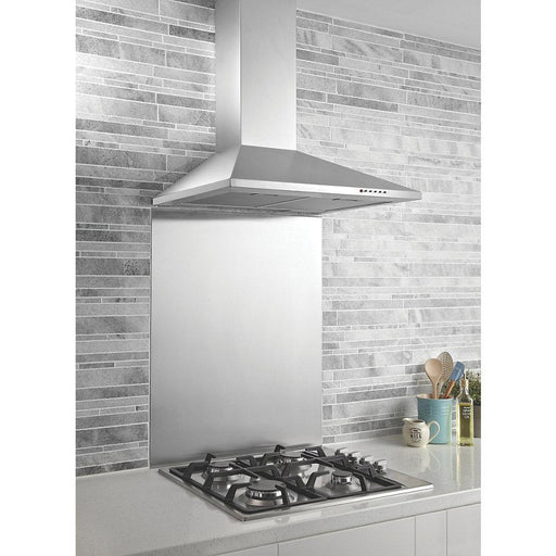 CHX60SS Cooker Chimney Hood Stainless Steel 600mm - Image 1