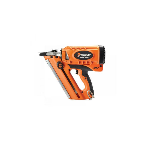Paslode IM350+ Nail Gun First Fix Gas Framing Cordless 90mm 6V 1.2Ah - Image 1