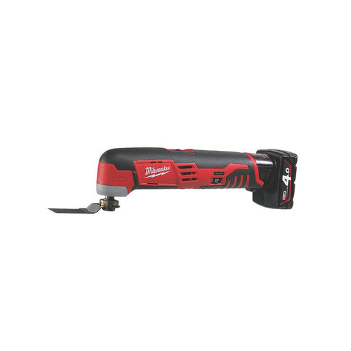 Milwaukee Cordless Multi-Tool Brushed C12 MT-402B 12V 4.0Ah Li-Ion RedLithium - Image 1
