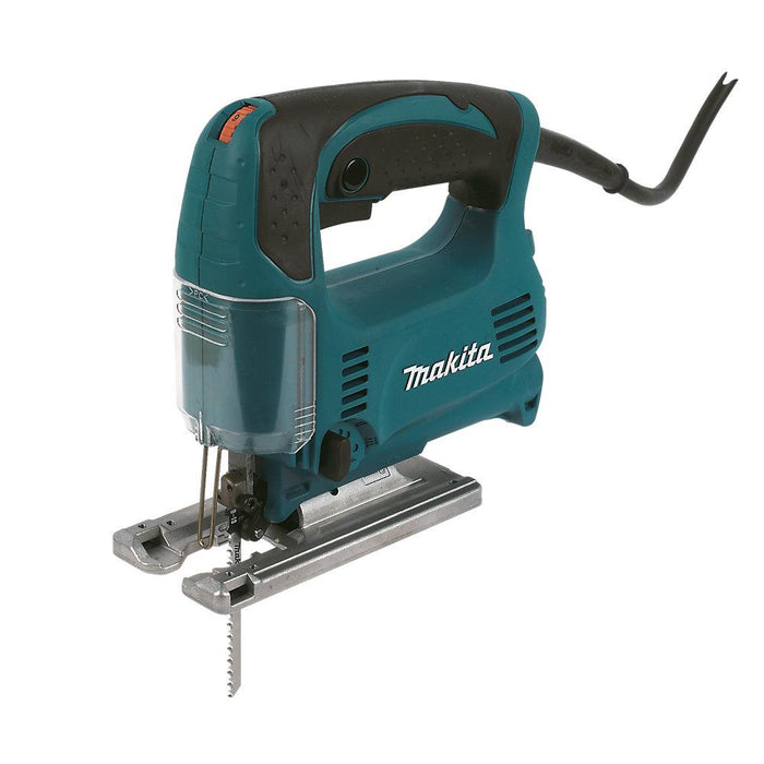 Makita Electric Jigsaw 4329/1 450W Orbital Action 110V - Image 1