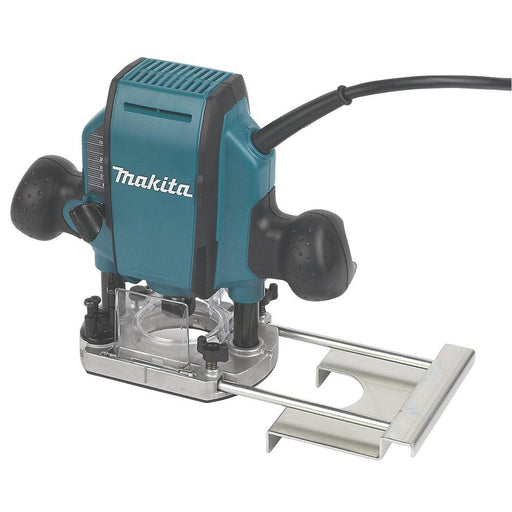 Makita Plunge Router 35mm Electric RP0900X1 900W 110V Requires Transformer - Image 1