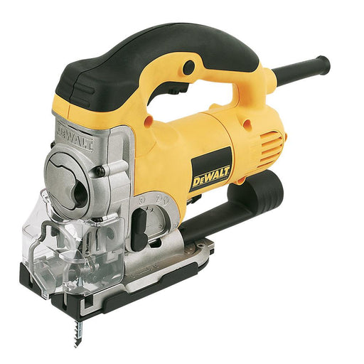 DeWalt DW331K-LX 701W Electric Brushed Jigsaw 110V 4 Stage Pendulum Action - Image 1