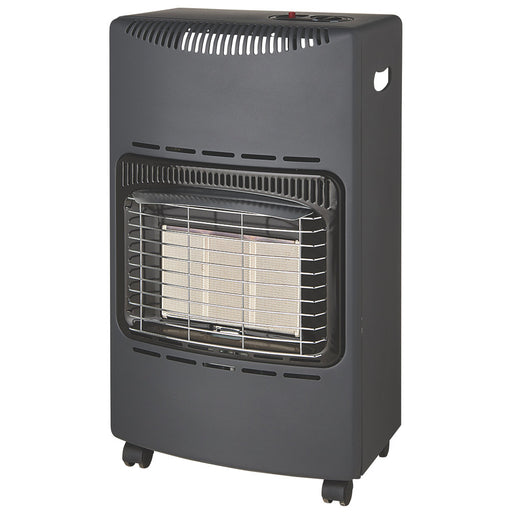 Greengear LD-468C Gas Black Mobile Convector Heater 4200W - Image 1