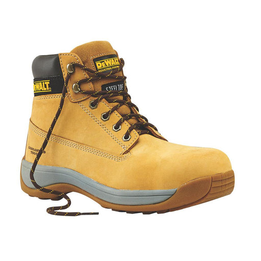 DeWalt Apprentice Safety Boots Wheat Size 10 - Image 1