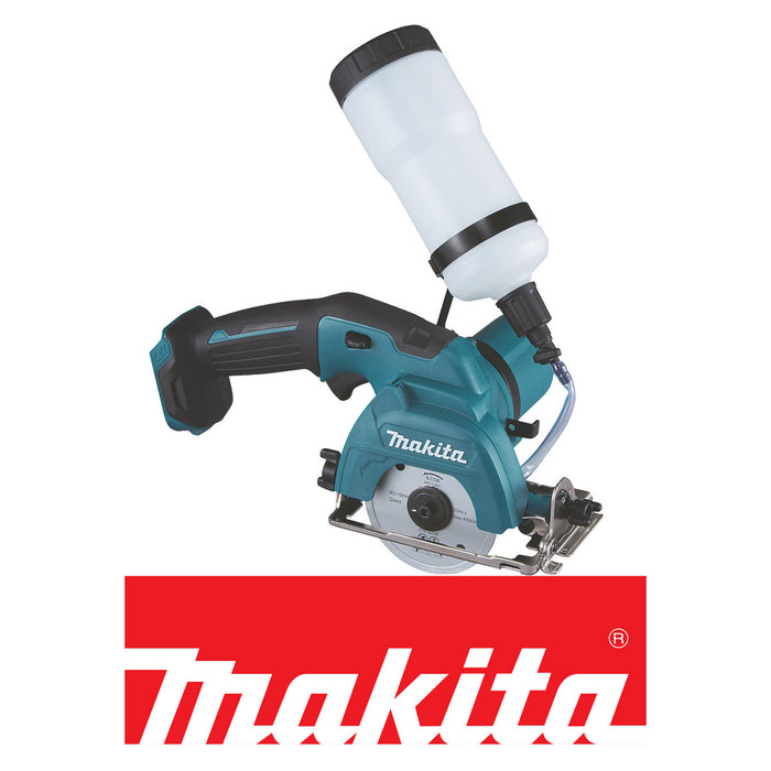 Makita Cordless Glass & Tile Cutter 85mm CC301DZ 10.8V Li-Ion CXT Body only - Image 2