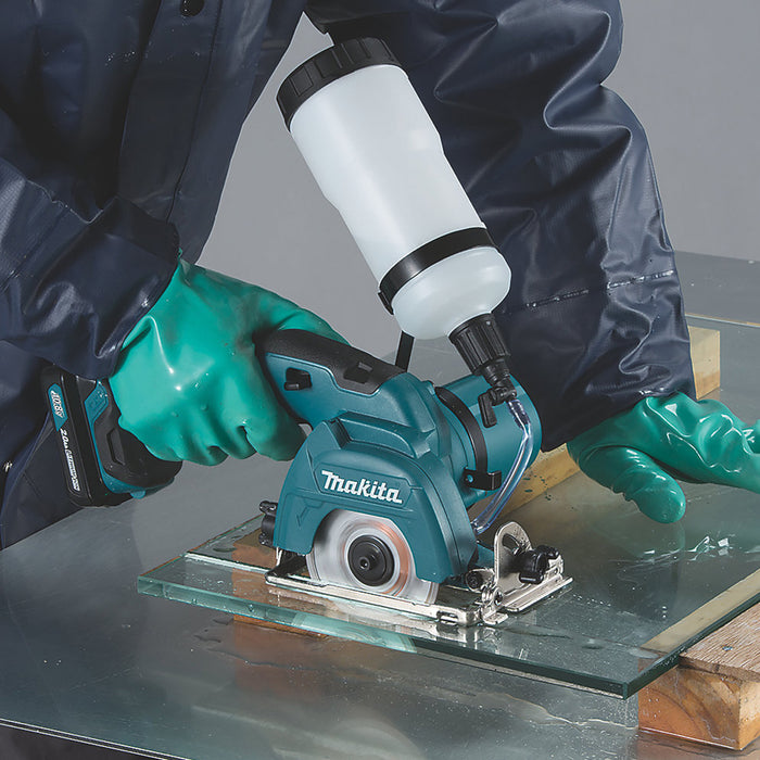 Makita Cordless Glass & Tile Cutter 85mm CC301DZ 10.8V Li-Ion CXT Body only - Image 3