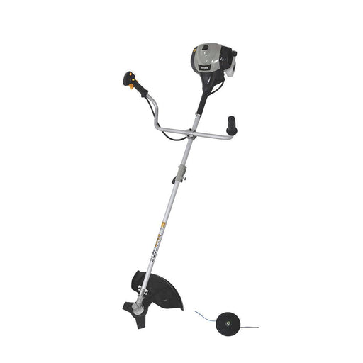 Titan Petrol Brushcutter Trimmer 43cm 43cc TTL530GBC Straight Shaft - Image 1