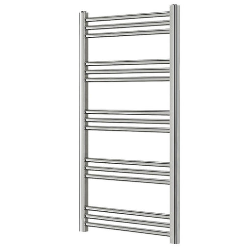 Blyss Towel Radiator Chrome 1100 x 500mm - Image 1