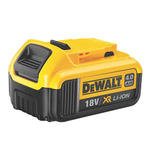 DeWalt Battery DCB182-XJ 18V 4.0Ah Li-Ion XR 33% Improved Run Time - Image 1