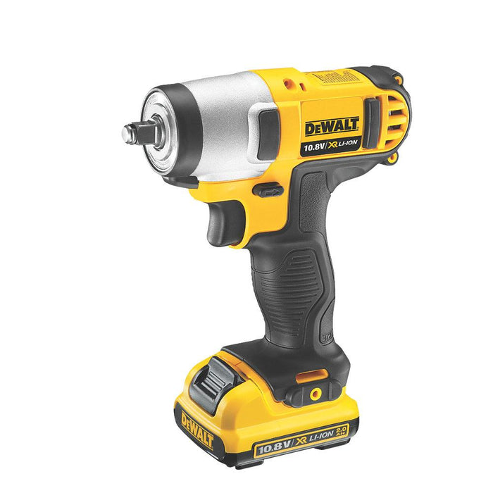 DeWalt DCF813D2-GB 10.8V 2 x 2.0Ah Li-Ion XR Cordless Impact Wrench With Charger - Image 2