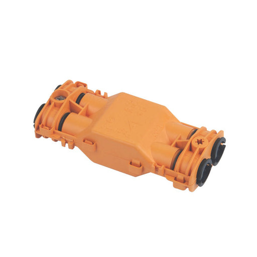 Ip68 4-Cable 3-Pole Gel Filled Cable Connector (61812) - Image 1