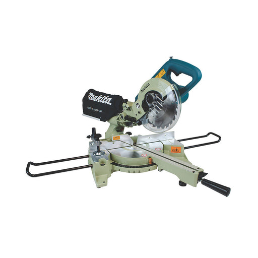 Makita LS0714N/2 190mm Electric Double-Bevel Sliding Compound Mitre Saw 240V - Image 1
