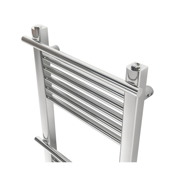 Solna Vertical Chrome 700x400 Towel warmer - Image 2
