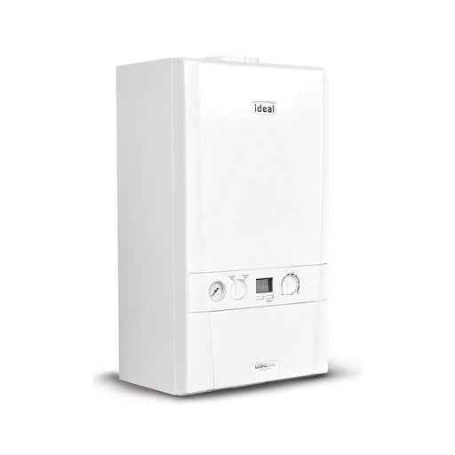 Ideal Logic Max System Boiler S24 Gas 218870 80,000BTU Compact Cupboard Fit - Image 1