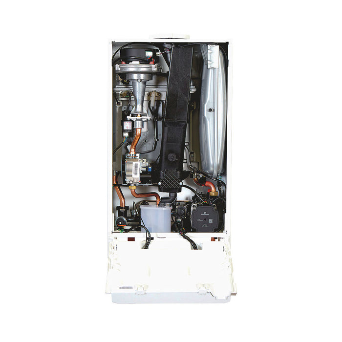 Ideal Logic Max System Boiler S24 Gas 218870 80,000BTU Compact Cupboard Fit - Image 2