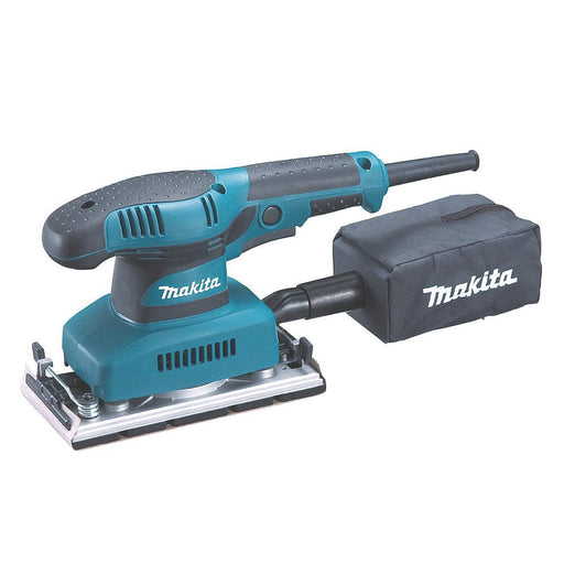 Makita BO3710 Electric ⅓ Sheet Sander 240V - Image 1