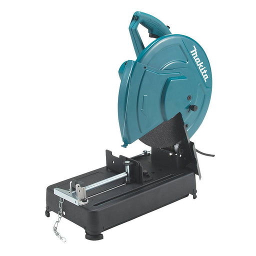 Makita LW1401S 1650W 355mm Chop Saw 110V Replaceable Carbon Brushes - Image 1