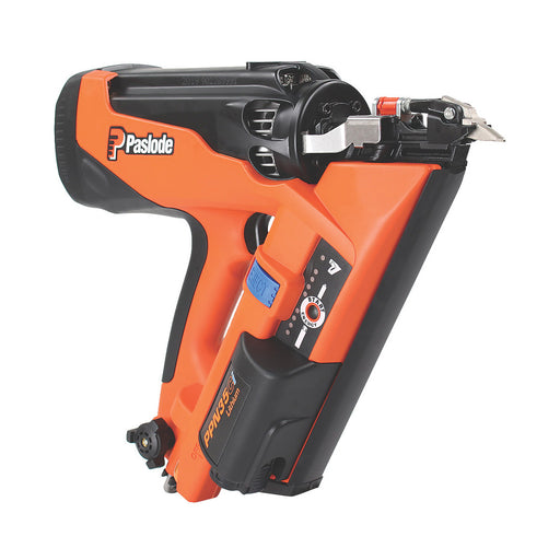 Paslode PPN35CI Nail Gun First Fix Cordless 35mm 7.4V 2.1Ah Li-Ion - Image 1