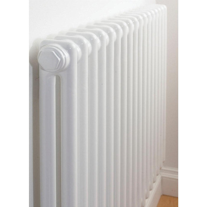 Acova  2-Column Horizontal Radiator  600 x 1042mm - Image 3