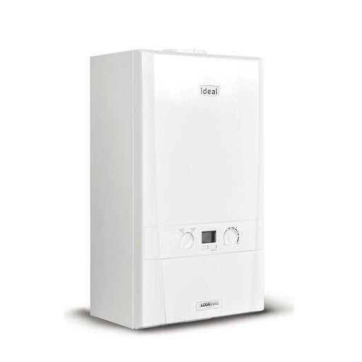 Ideal Boiler Logic Max Heat H15 Gas Heat Only White 50,000 BTU - Image 1