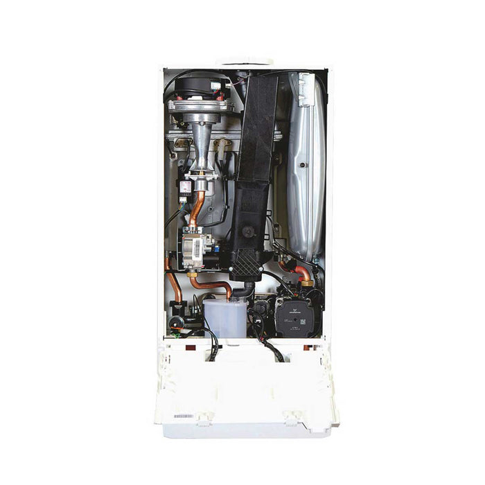 Ideal Boiler Logic Max Heat H15 Gas Heat Only White 50,000 BTU - Image 2