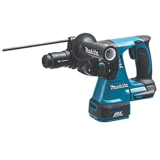 Makita DHR242Z 3.3kg 18V Li-Ion  Cordless Brushless SDS Plus Drill - Bare - Image 1