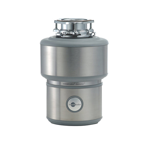 Insinkerator Food Waste Disposer Evolution 200 Air Switch Silver 380 W 1.18Ltr - Image 1