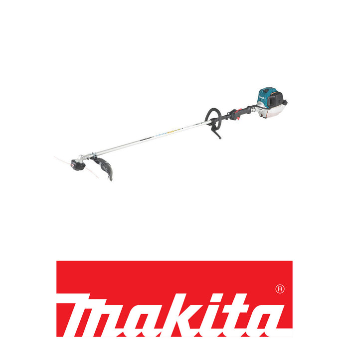 Makita Straight Shaft Petrol Garden Line Trimmer EM2654LH 4 Stroke 25.4cc 420mm - Image 2