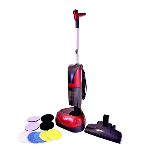 Ewbank Floor Polisher, Scrubber and Vacuum Cleaner EPV1100 Corded 550ml Bagless - Image 1