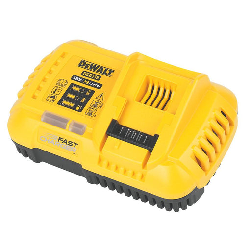 DeWalt DCB118-GB XR Multi-Voltage Fast Charger - Image 1