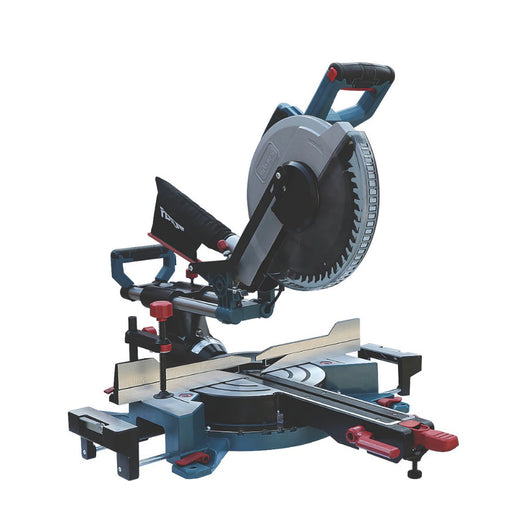 Erbauer EMIS305S 305mm Double Bevel Sliding Mitre Saw 1800W 220-240V with Plug - Image 1