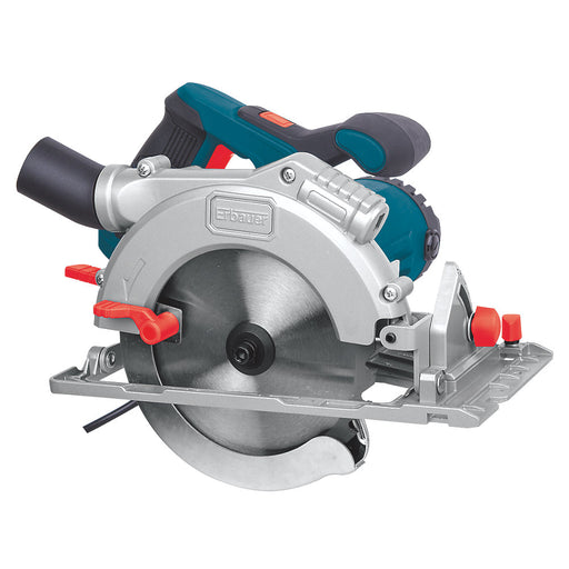 Erbauer ECS1400 165mm Electric Circular Saw 1400W 220-240V with TCT Blade - Image 1
