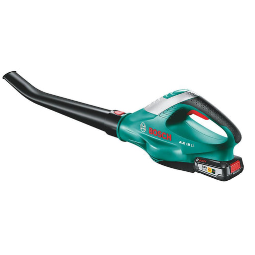 Bosch Cordless Garden Leaf Blower 30 mph 06008A0571 18V 2.0 Ah with Battery - Image 1