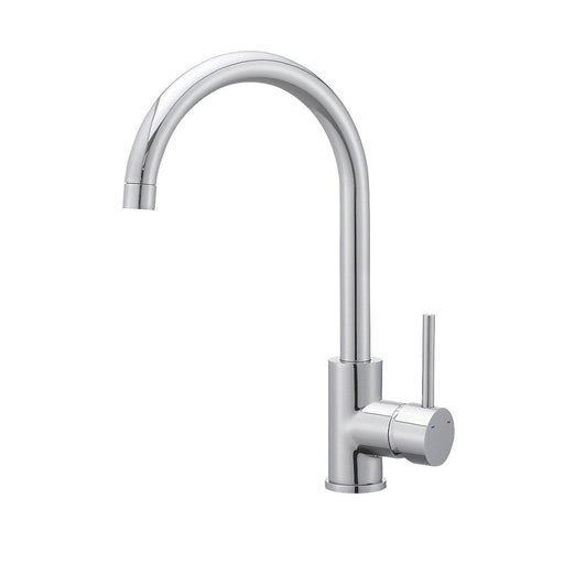 Cooke and Lewis Mono Mixer Kitchen Tap Chrome - Image 1