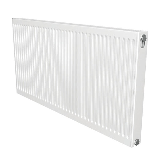 Barlo Type 21 Double-Panel Plus Single Convector Radiator 700 X 600Mm White (7708V) - Image 1