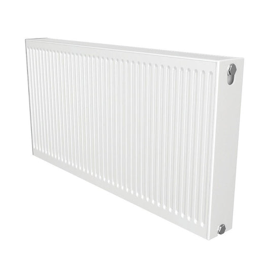 Barlo Type 22 Double-Panel Double Convector Radiator 500 X 500Mm White (7762V) - Image 1