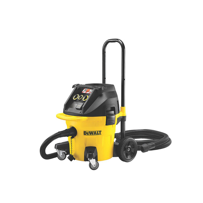 DeWalt DWV902M-GB 68Ltr/sec Electric Dust Extractor 240V - Image 1