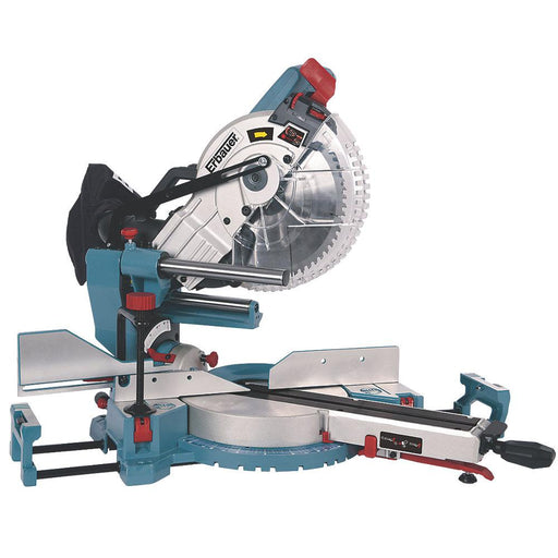 Erbauer ERB720MSW 255mm Single-Bevel Sliding  Mitre Saw 220-240V - Image 1