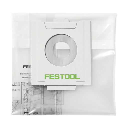 Festool Waste bag ENS-CT 36 AC/5 - Image 1