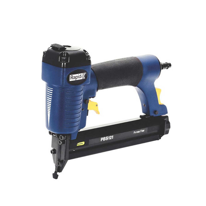Rapid PBS121 30mm Second Fix Air Nail Gun / Stapler - Image 2