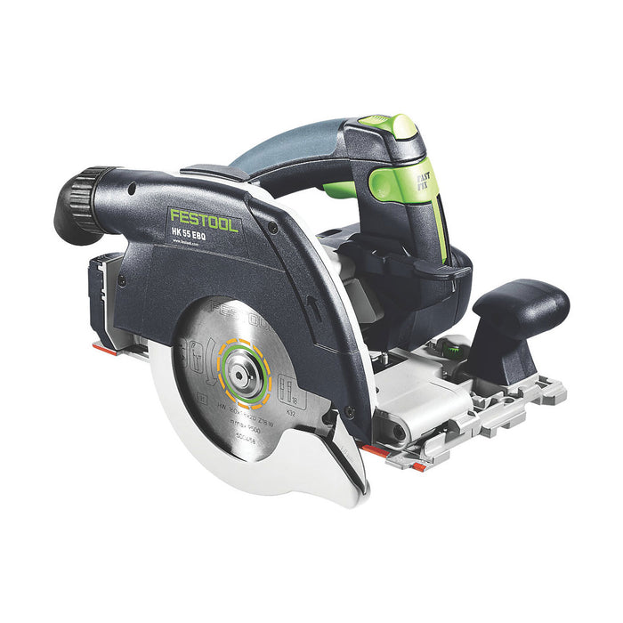 Festool Corded Circular Saw HK 55 160mm with Carry Case 240V 1200W - Image 1