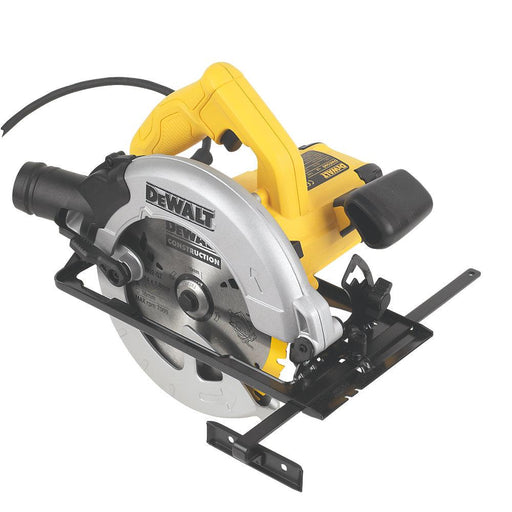 DeWalt Electric Circular Saw 184mm DWE560-GB 1350W 240V Bevel Angles 0-48 ° - Image 1