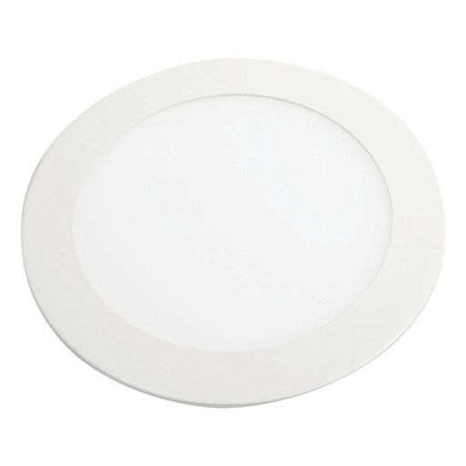 Luceco Fixed Recessed Panel Round Led Light 850LM 12W 240V - Image 1