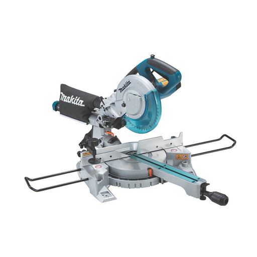 Makita LS0815FL 216mm Single-Bevel Sliding  Compound Mitre Saw 240V - Image 1