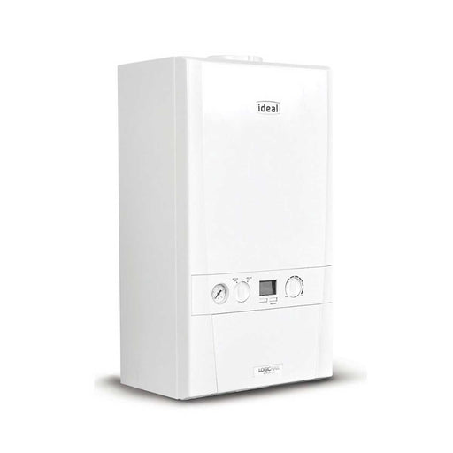 Ideal Boiler Logic Max Gas System S30 White 100,000 BTU 30kW Energy Rating A - Image 1