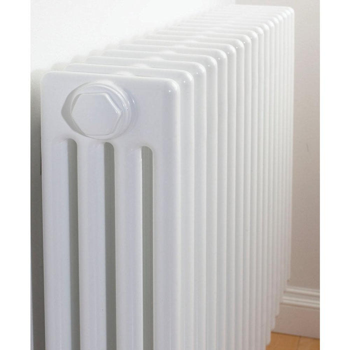 Acova  4-Column Horizontal Radiator  300 x 628mm - Image 3