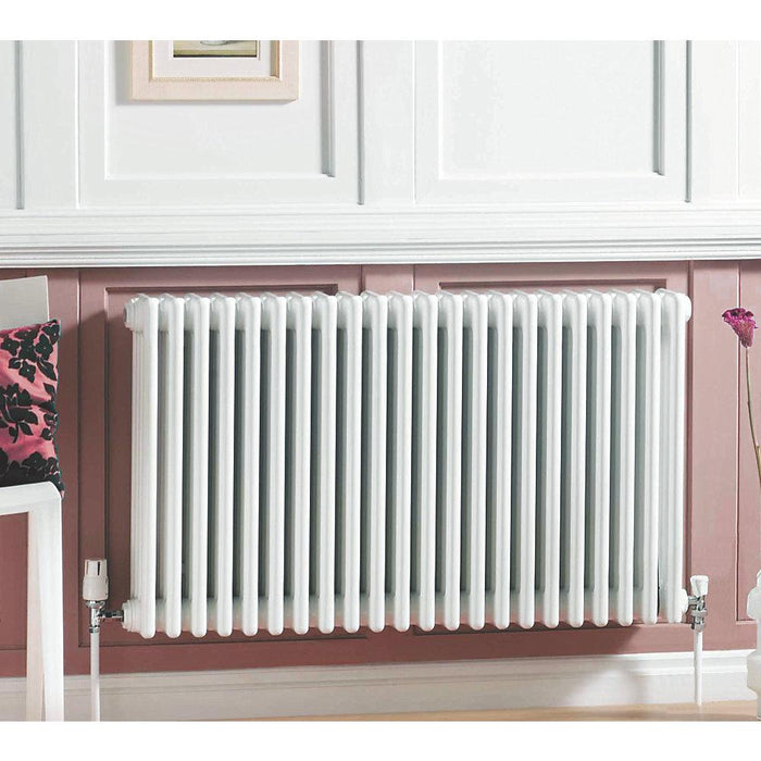 Acova  4-Column Horizontal Radiator  300 x 628mm - Image 5